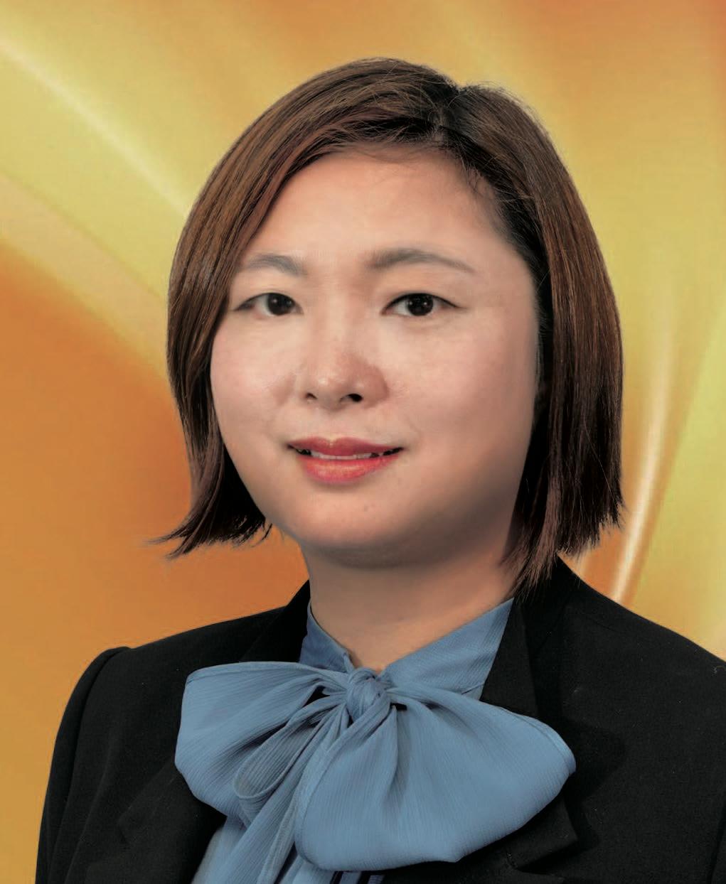 主席 胡惠儀女士 Ms Wu Wai Yee
